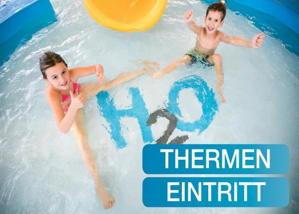 Tageskarte H2O Therme Normaltarif